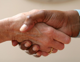 hand-shake-precision-health-business-support